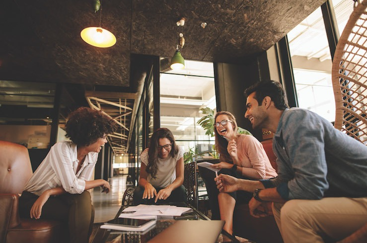 Why people Work better in co-working Spaces