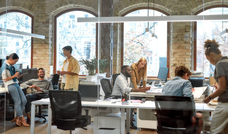 Why Co-working Spaces Are So Popular?