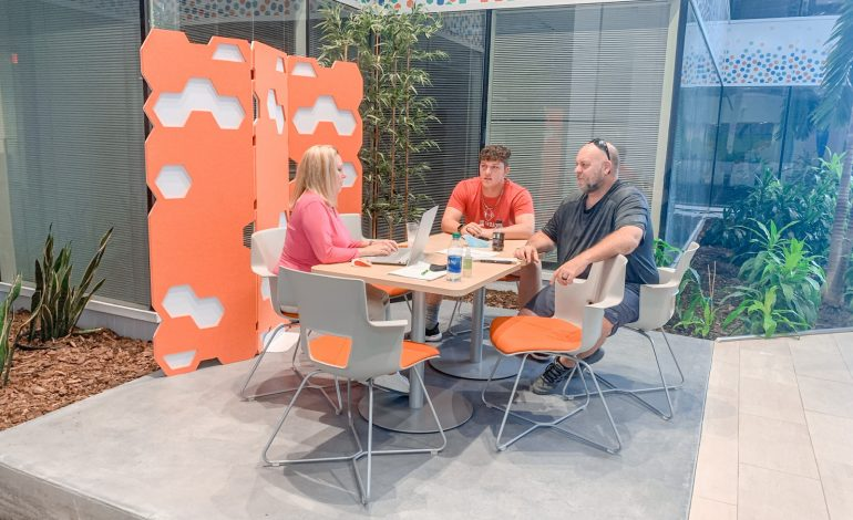 The Best Tampa Co-Working Space